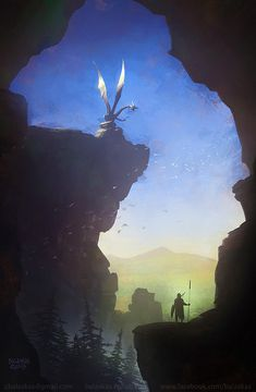 Sublime Illustrations by Christopher Balaskas
