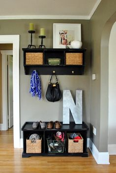 Love this for my entryway.