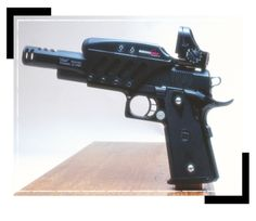 Clark Custom Guns IPSC Race Gun