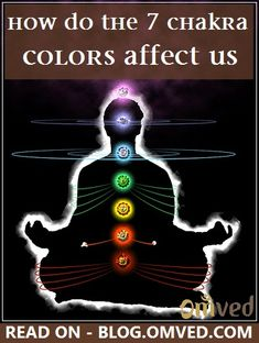 Our chakras (meaning 'wheels') are the energy centers within our body that control various aspects of our overall health. The seven chakras of the human body are positioned along the spine till the top of the head, forming the basis of human thought and emotion. Each chakra has its significance and a balance in all of them is essential for the smooth functioning of all the systems of our body. An imbalance in the energy of the chakras results in continued discontent and depression.