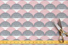 Classy Tiled Fabric