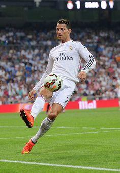 Cristiano Ronaldo Photos - Real Madrid CF v Cordoba CF - Zimbio