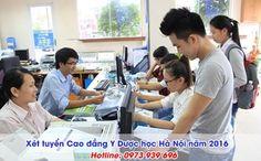 Cao đẳng Y Dược Hà Nội Xét tuyển 2016 | Giáo dục | Báo điện tử Tiền Phong