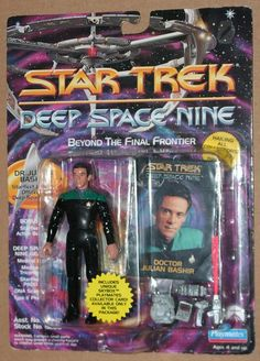 Star Trek Deep Space Nine Doctor...