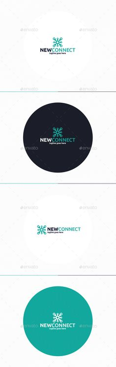 New Connect Logo (Transparent PNG, Vector EPS, AI Illustrator, Resizable, CS, business, circle, company, computer, connect, creative, energy, host, hosting, internet, line, logo, minimal, modern, new, option, path, people, plan, professional, scheme, server, service, social, studio, tech, tree, way, web, world)
