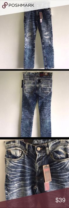 ec3e10ff7982 Shop Men s Jordan Craig Blue size 32 Straight at a discounted price at  Poshmark. Size Very distressed.
