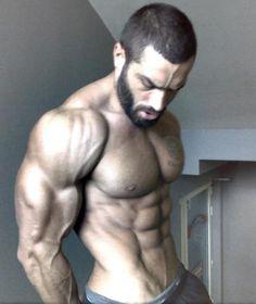True strength... Lazar Angelov