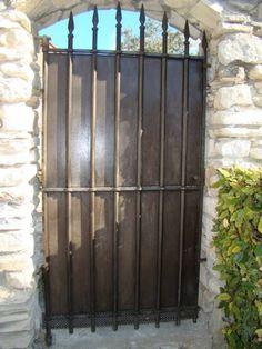 147 meilleures images du tableau Portail fer forgé | Door design ...