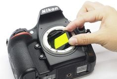 Light pollution clip-on filter for full frame Nikon DSLR cameras via Nikon Rumors