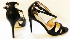 """Katie cha cha's with the """"Dancing with the Stars"""" crew in these Ivanka Trump heels."""