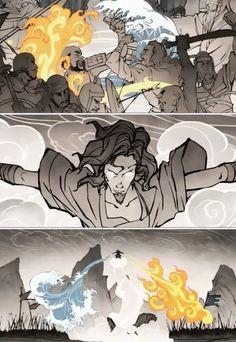 Avatar Wan - Legend of Korra Avatar Wan, Korra Avatar, Team Avatar, Avatar Cartoon, Nickelodeon Cartoons, Avatar The Last Airbender Art, Storyboard Artist, Korrasami, Legend Of Korra