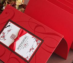 Chinese Wedding guest book