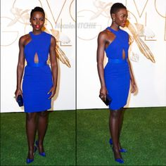 Lupita Nyong'o attends Love Gold event
