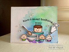 Happy 5th Birthday Lawn Fawn! -