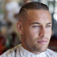 Very Short Hair Men, Wavy Hair Men, Short Hair Cuts, Short Hair Styles, Short Fade Haircut, High And Tight Haircut, Very Short Haircuts, Medium Skin Fade, Haircuts For Balding Men
