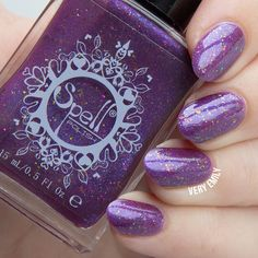 Very Emily » Spell Polish – Legends and Dreams