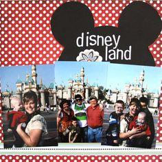 Disneyland 12x12 layout #ADORNit