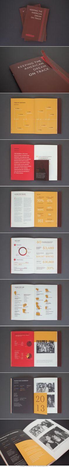 Nicole and Mike McQuade: Pullman Foundation Annual Report