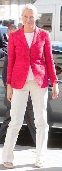 Princess Mette Marit of Norway - 22.10.2014