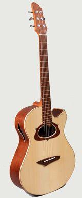 Guitare Heaven Kenora - Guitare Bourdonnais Acoustique acier