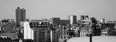 Panorama de la ville par -Pieton-