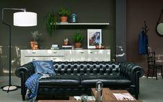 Wandgestaltung In Braun U2013 50 Wohnzimmer Wohnideen
