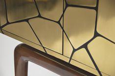 Cinzano Bar Cabinet - Brass 3