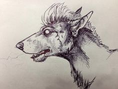 by Casthavian on DeviantArt My Character, Character Description, Drawing Tools, Werewolf, Easy Drawings, Breathe, Novels, Deviantart, Artist