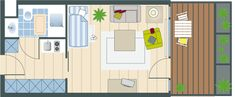 Ähnliches Foto Bar Chart, Floor Plans, Assisted Living, Floor Layout, Floor Plan Drawing, House Floor Plans