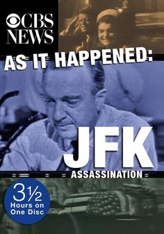 """As It Happened: JFK Assassination"", hosted by Bob Schieffer"