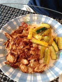 Fokhagymás csirke