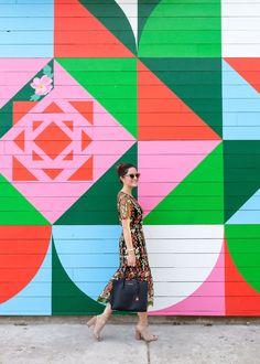 Chicago Murals Street Art-Standorte – B – Willkommen bei Pin World Murals Street Art, Mural Art, Street Art Graffiti, Wall Murals, Wall Art, Chicago Murals, Chicago Street, Environmental Graphics, Outdoor Art