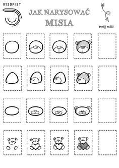 jak narysować MISIA
