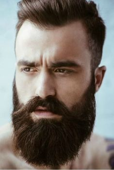 Bandholz long Beard Style for men
