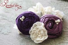 Sweetest little garters EVER! by joyce