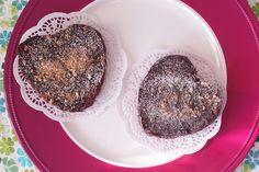 Tortino di pane con cacao, amaretti e albicocche