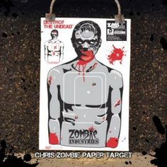 Zombie Industries Chris Zombie Colossal Paper Targets 24x36 Inch 10 Per 30-001-10 by Zombie Industries, http://www.amazon.com/dp/B00A2OCKSE/ref=cm_sw_r_pi_dp_R-1wsb0SMD8T3