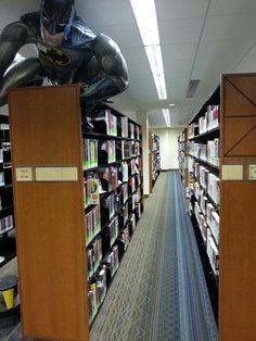 @cspl is on io9! Batman's Got a New Job as a Library Guide: http://io9.com/batmans-got-a-new-job-as-a-library-guide-1641962415 #batman