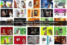 Get 25 Indian Wedding Album Layout Design Psd Templates