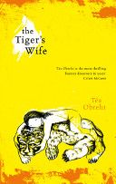 """""""Is your heart a sponge or a fist?"""" - The Tiger's Wife by Tea Obreht"""