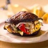 Lots of Ideal Protein Recipes.   Portabella Mushroom Burgers