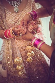 """Photo from Chasingdreams Photography & Films """"Wedding photography"""" album Indian Bridal Fashion, Indian Wedding Jewelry, Indian Wedding Outfits, Indian Jewelry, Bridal Jewellery, Lehenga Wedding, Punjabi Wedding, Punjabi Bride, Punjabi Suits"""