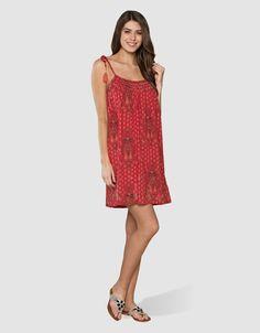Keiki Printed Dress
