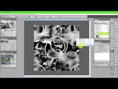 11 - How to use the Watercolor and Pattern papers featuring Skip Allen - YouTube