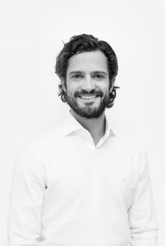 happyswedes: New photo of Prince Carl Philip taken for Project Playground