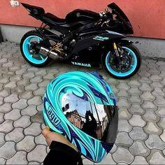 Yamaha - # - Banc industriel - # - coole Motorräder - Welcome Haar Design Motos Yamaha, Yamaha Motorcycles, Motorcycles For Women, Vintage Motorcycles, Custom Motorcycles, Sport Motorcycles, Custom Sport Bikes, Custom Street Bikes, Yamaha Yzf R1