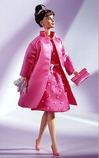 BARBIE AUDREY HEPBURN BREAKFAST AT TIFFANY´S. PINK - TodoCapricho