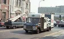 Rail Negative British Rail Express Parcel Commer Van XYR 257N