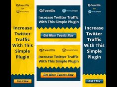 Tweetdis For Wordpress: Get More Traffic From Twitter And More Shares (2017) - https://www.howtogetmorefreewebsitetraffic.com/twitter-website-traffic/tweetdis-for-wordpress-get-more-traffic-from-twitter-and-more-shares-2017/