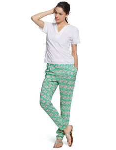 Amalfi Trouser WM382 Trousers at Boden